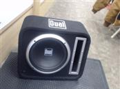 "DUAL ELECTRONICS Car Speakers/Speaker System 10"" SUB IN BOX"